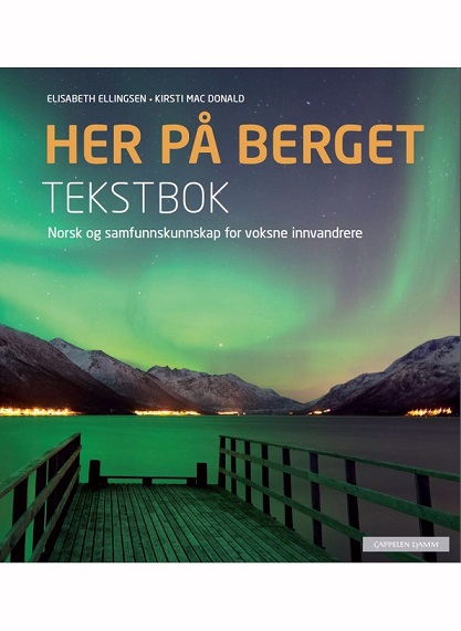 Her pa berget 2016 textbok